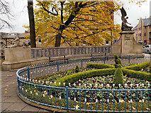 SJ9698 : Stalybridge War Memorial by David Dixon