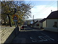NZ3946 : Church Lane, Murton (B1285) by JThomas