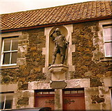 NO4202 : Statue of Alexander Selkirk by Elliott Simpson