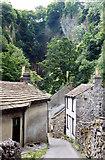 SK1482 : View towards Peak cavern by Jo Turner