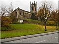 SJ9597 : Dukinfield St John's by David Dixon