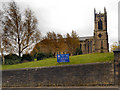 SJ9597 : St John's Church, Dukinfield by David Dixon