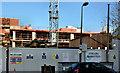 J3373 : Hotel site, Dublin Road, Belfast (11) by Albert Bridge