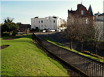 SK5639 : Nottingham, NG1 - The Park by David Hallam-Jones