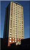 NZ4057 : Tower block, Sunderland by JThomas