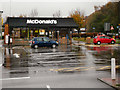 SD7806 : McDonald's Drive-in, Radcliffe by David Dixon