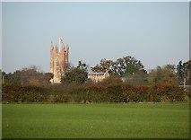 TL4568 : All Saints on 11 November by John Sutton