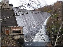 NN5207 : Glen Finglas Dam by Carol Walker
