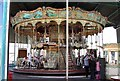 SD3036 : Carousel on the North Pier by Steve Daniels