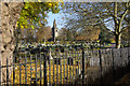 SK5344 : Bulwell (Northern) Cemetery by Stephen McKay