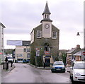 SN1014 : Narberth's Old Town Hall by chris whitehouse