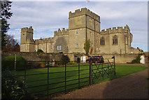 SE2684 : Snape Castle by Ian Taylor