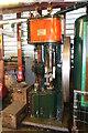 SK5339 : Nottingham Industrial Museum - Scotch-crank pump by Chris Allen