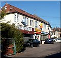 ST6070 : Greenleaze shops, Knowle, Bristol by Jaggery