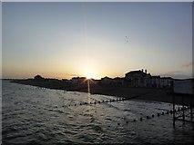 SZ9398 : Bognor Beach by Phillip Perry