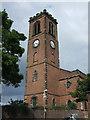 SJ9173 : Christ Church, Macclesfield by Dave Kelly