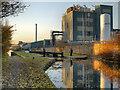 SJ8898 : Ashton Canal, Lock 10 (Vinegar Lock) by David Dixon