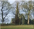 NZ3322 : All Saints Church, Great Stainton  by JThomas
