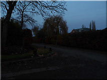 TQ1560 : Furze Field at the junction of Princes Drive, Oxshott by David Howard