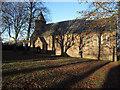 NZ2343 : The Church of St. Edmund, Bearpark by Trevor Littlewood