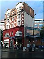 TQ3179 : Elephant and Castle Tube Station by David Martin