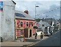 B7611 : Bay View Bar,  Lower Main Street, An Clochan Liath/Dungloe by Eric Jones
