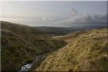 SD7148 : Smelt Mill Clough by Ian Greig