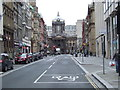 SJ3490 : Castle Street, Liverpool by Malc McDonald
