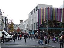 SJ3490 : Lord Street, Liverpool by Malc McDonald