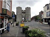 TR1458 : Canterbury, St Dunstan's Street by Helmut Zozmann