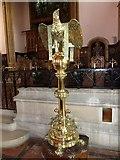 SY6778 : Inside Holy Trinity, Weymouth (k) by Basher Eyre