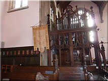 SY6778 : Inside Holy Trinity, Weymouth (o) by Basher Eyre