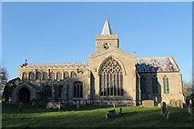 TF2935 : Ss Peter & Paul Church, Algarkirk by J.Hannan-Briggs