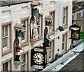 SJ8990 : Winter's from Angel Bridge by Gerald England