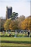 ST0207 : Cullompton : CCA Fields by Lewis Clarke