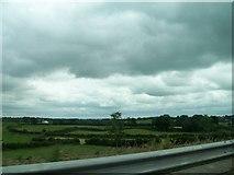 N6876 : Farmland east of the N3 at Castlekeernan by Eric Jones