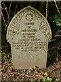 NS3878 : Millburn Kirkyard: MacLeod Memorial by Lairich Rig