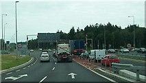 O0938 : The Navan Road east of the M50 interchange by Eric Jones