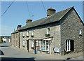 SN6655 : Village shop in Llanddewi-Brefi, Ceredigion by Roger  Kidd