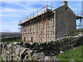 NY6841 : South face of Quarry House by Trevor Littlewood