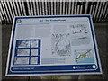 TA1128 : Victoria Dock Heritage Trail #12 by Ian S