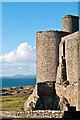 SH5831 : Harlech Castle by Ian Capper