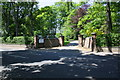SE3694 : Entrance to Barchester Mount Vale care home, Yafforth Road by Roger Templeman