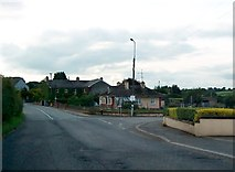 N8286 : The junction of the R162 and Cregg Road in the village of Nobber, Co. Meath by Eric Jones