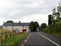 N8089 : Farm house at the junction of the R162 and the Kilmainham Wood road by Eric Jones