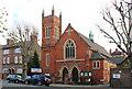 TQ2672 : Earlsfield Baptist Church by John Salmon