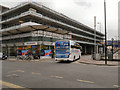 SJ8497 : Chorlton Street Coach Station and NCP Car Park by David Dixon