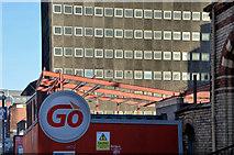 J3373 : New petrol station, Belfast (2) by Albert Bridge