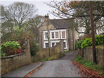 NZ3231 : The Hall, Bishop Middleham; Listed building (Bishop Middleham) by Les Hull