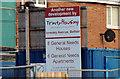 J3775 : Housing association sign, Sydenham, Belfast by Albert Bridge